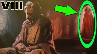 The SITH GHOST Luke Almost Spoke to in The Last Jedi - Star Wars Explained