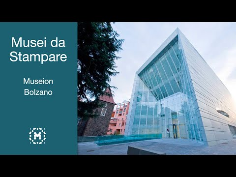 Musei da stampare: Machineria a Museion Bolzano