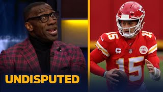 I'm shocked Baker's Browns couldn't pull off upset after Mahomes' injury | NFL | UNDISPUTED