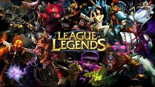League of Legends  #  Aram # Twitch