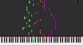 [MIDI] Dream of Eternity (Touhou 3 ~ PoDD)