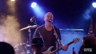Helmet live at Rock School Barbey 2017