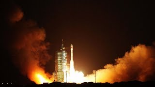 Farewell to China's first space lab, the Tiangong-1