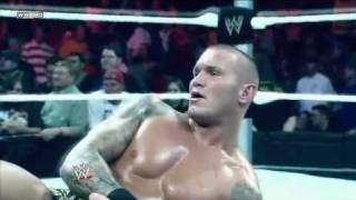 WWE Over The Limit 5/23/10 - Edge Vs Randy Orton Promo *HD*