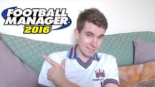 FOOTBALL MANAGER 2016 NEW FEATURES!?