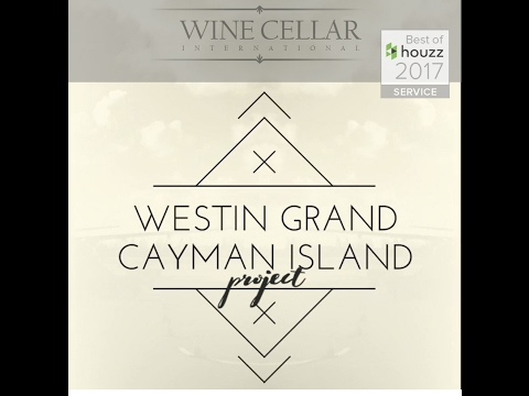 Bringing Elegant Custom Wine Storage to the Westin Grand: Sneak Peek into the Cellar Construction