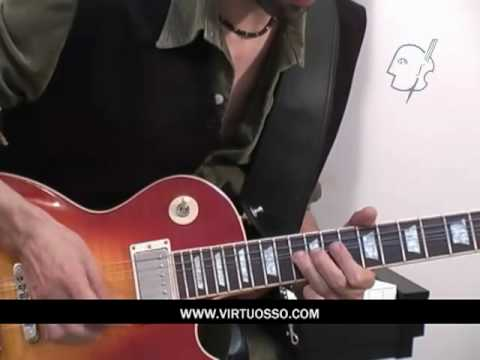 Como tocar blues en la guitarra electrica