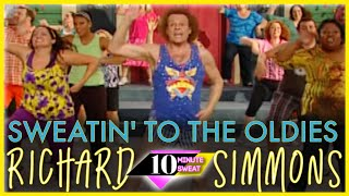 SWEATIN' TO THE OLDIES Workout with Richard Simmons | No Equipment Needed