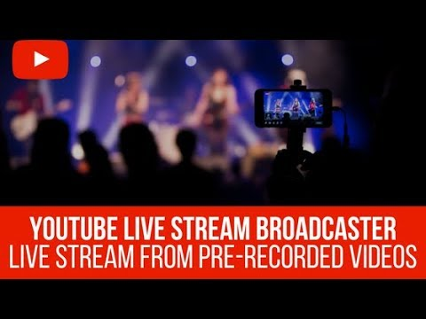 video YouLive – Live Stream Broadcaster Plugin for WordPress [Download]