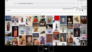 Google Arts & Culture Arts Experiments (아트 실험) 이용법 / 반짝박물관 아트실험
