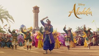 "Disney's Aladdin - ""Friend"" TV Spot"