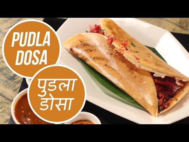 Pudla Dosa | पुडला डोसा  | Sanjeev Kapoor Khazana