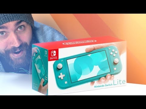 Nintendo Switch Lite is Here!