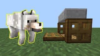 Cách Làm Bẫy Chó Sói Trong Minecraft PE (Bẫy Kiểu Thổ Dân, Bẫy Hố)