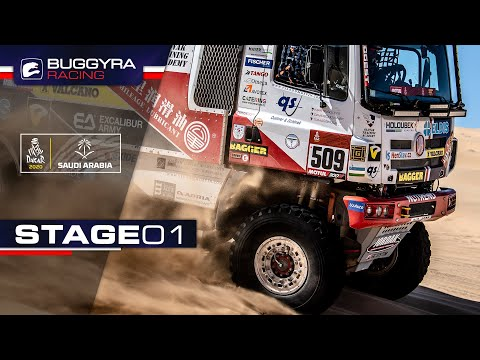 Buggyra Racing on Dakar 2020