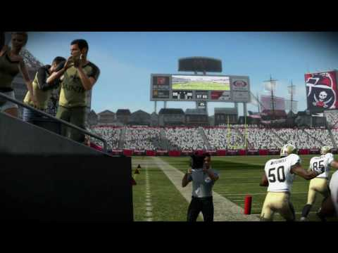 """Madden NFL 11 FULL """"Blink"""" Trailer"""