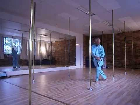 Tai Chi Sword Demonstration with at Maitri Fitness John Fryer PA190007