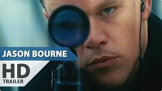 Jason Bourne Trailer 2 (2016) Matt Damon Action Movie HD