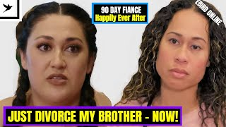 KALANI & ASUELU'S FAMILIES CLASH! 90 Day Fiance - Happily Ever After - S05E14  - Ebird Review