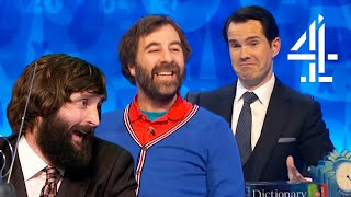 Joe Wilkinson & David O'Doherty Look Like WHO??! | Best of David | 8 Out of 10 Cats Does Countdown