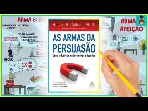 AS ARMAS DA PERSUASÃO | Robert Cialdini