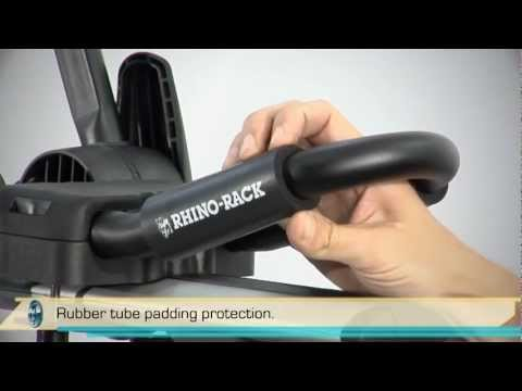 Rhino Rack J Style Folding Kayak Carrier