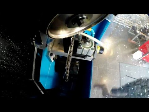 AFM-Forest Liquid Cooled Chain Grinder
