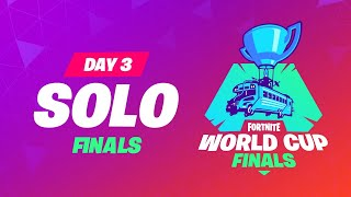 Fortnite World Cup Finals - Day 3