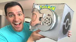 *IT'S FILLED WITH VINTAGE PACKS!* Opening Pokemon Cards Mystery Box!