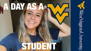 A (very realistic) DAY IN THE LIFE AS A WVU STUDENT