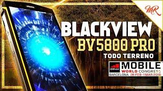 Video Blackview BV5800 2xLeg55mKys