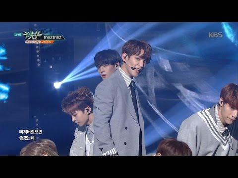 뮤직뱅크 Music Bank - EYEZ EYEZ - VICTON.20170324