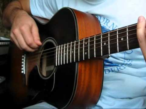 Крылья (Наутилус Помпилиус). Переложение для гитары.