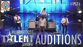 Pilipinas Got Talent 2018 Auditions: LS Band - Sing