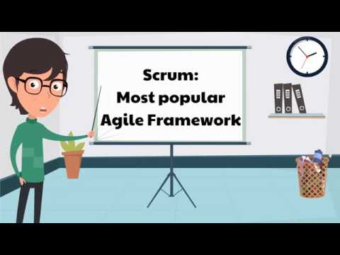 What you need to know about Agile and Scrum in 90 secs