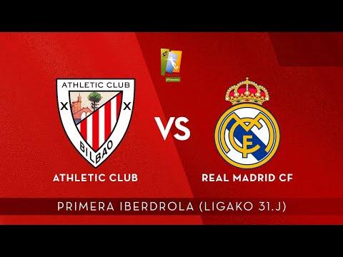 🎧 AUDIO LIVE | Athletic Club vs Real Madrid CF | Primera Iberdrola 2020-21 I J 31. jardunaldia