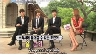 [Star Date] Kim Hyung-jun's Music Video Shoot - with Kang Ji-hwan & Lee Ki-woo