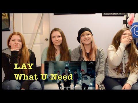 LAY 레이 - what U need? MV Reaction [Happy Birthday Lay!]