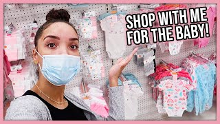 Shopping for the NEW BABY! | Newborn Essentials from Target