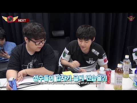 Ep32. Faker complains! What happened to him?! [T1 CAMERA]