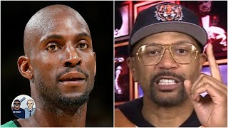 Reacting to Kevin Garnett saying his generation couldn't play in today's NBA | Jalen & Jacoby