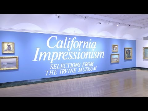 The Butler Institute of American Art: California Impressionism 30 Second Spot