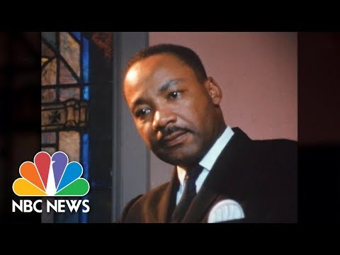 MLK Talks 'New Phase' Of Civil Rights Struggle, 11 Months Before His Assassination   NBC News