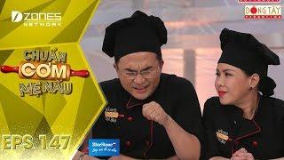 Chuẩn Cơm Mẹ Nấu 2018 | Tập 147 Full HD: Hồng Ngọc - Văn Huy (13/05/2018)