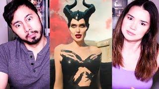 MALEFICENT: MISTRESS OF EVIL | Angelina Jolie | Teaser Reaction!
