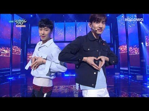 TVXQ - Love Lineㅣ동방신기 - 평행선 [Music Bank Ep 922]