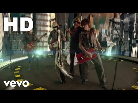 Aerosmith - Fly Away From Here (Video)