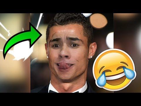 EL MEME DE CRISTIANO RONALDO CRISTIANO PENALDO - REAL MADRID vs PSG 3-1 La Champions