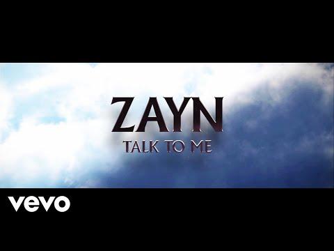 ZAYN - Talk To Me (Audio)