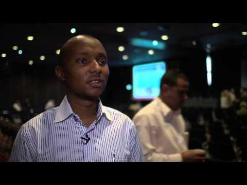 Principle Transmission Strategy Engineer of Safaricom at Next Generation Optical Networking 2015 in